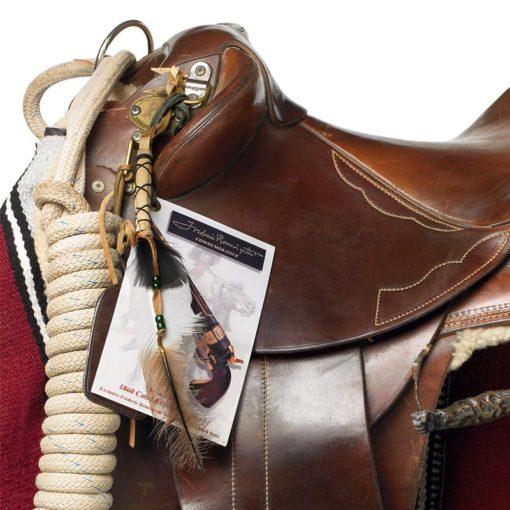 FR-Aussie Saddle-detail